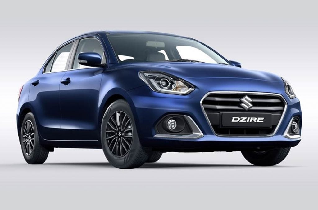 2020 Maruti Suzuki Dzire facelift launched in India for a starting price of Rs 5.89 lakh