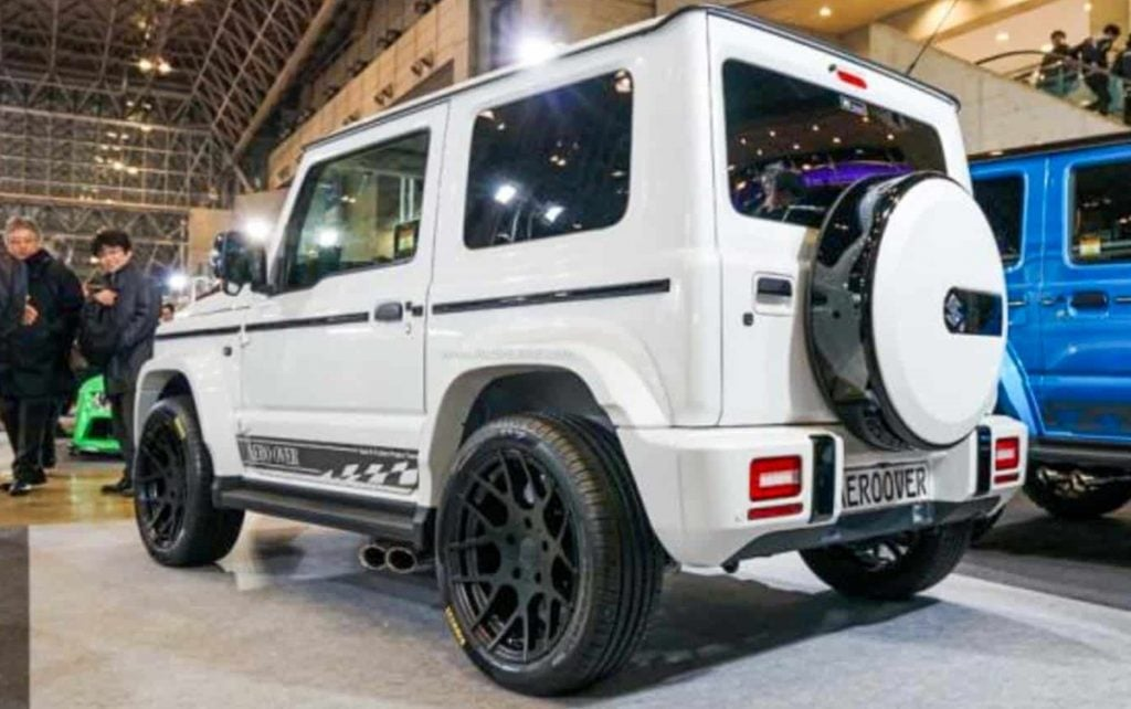 Its called the AEROOVER G 62 and its rather well done we must say.