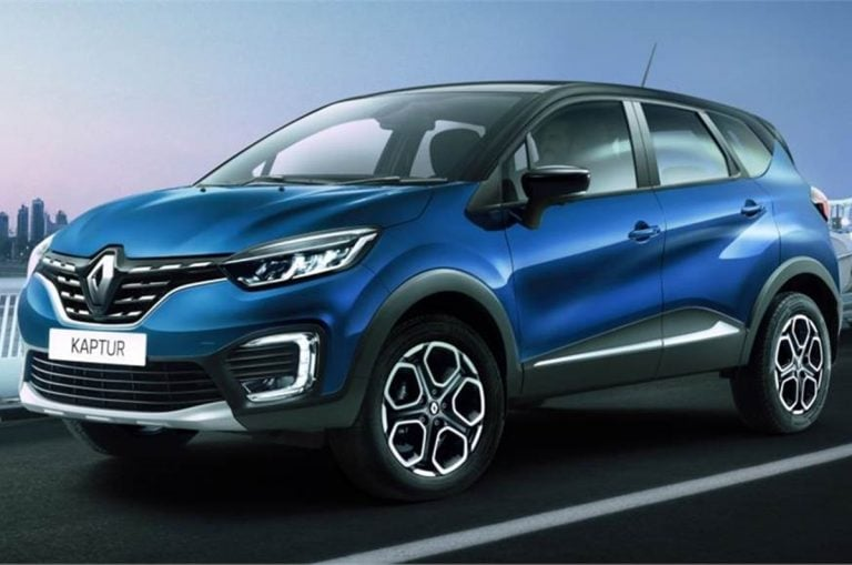 What's New with the Renault Captur Facelift? Will it Come to India?