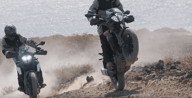 Planning To A Buy A KTM 390 Adventure? Here's The TVC To Help You!