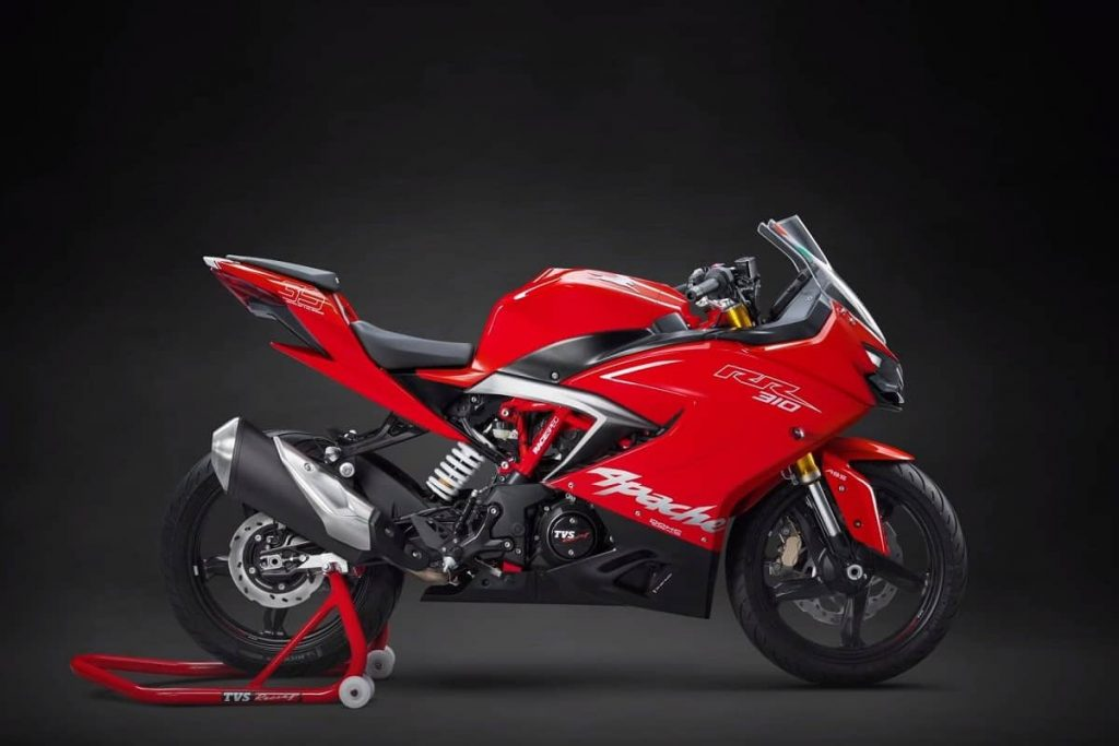 It will be heavily based on the Apache RR 310