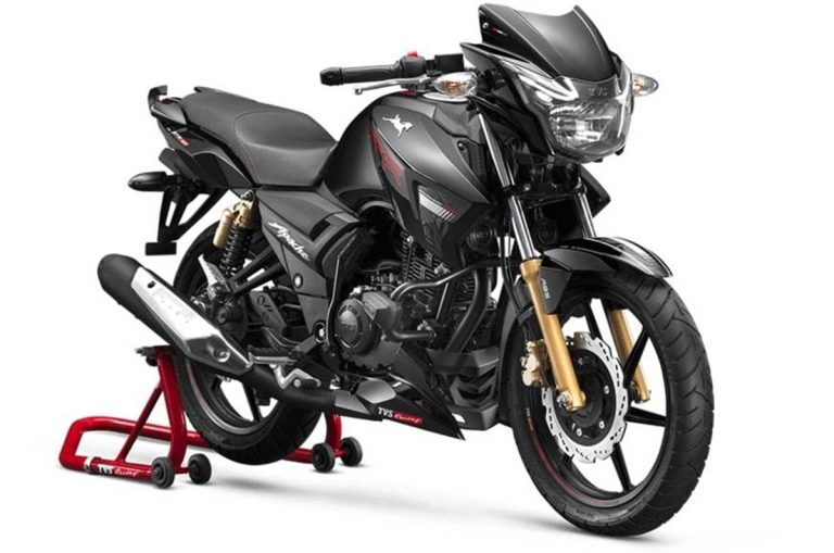 BS6 TVS Apache RTR 180 is here for a Price of Rs 1.01 lakh!
