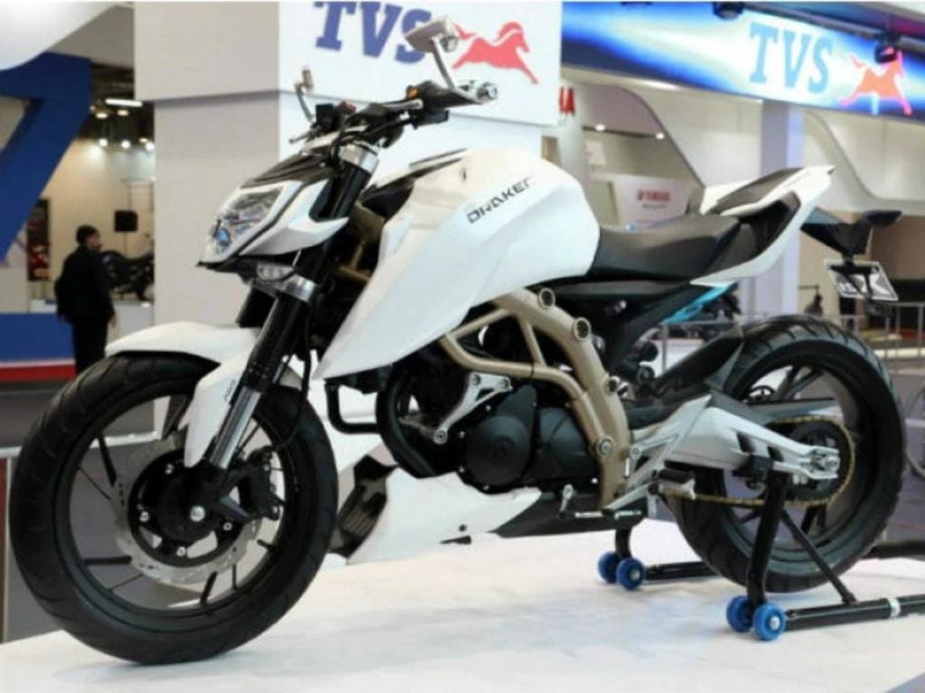 TVS is working on a naked version of the Apache RR 310, likely to be called the RTR 310 (image used for representation only)