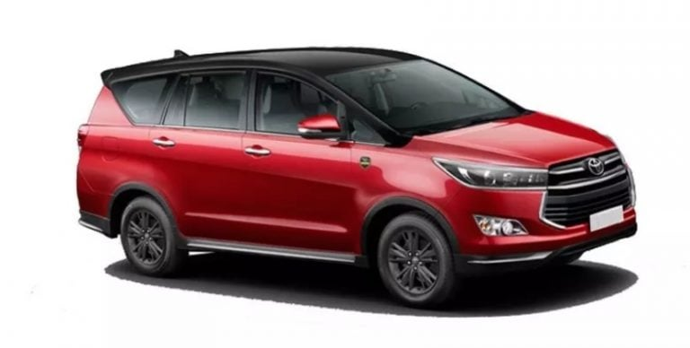 Toyota Adds Some Zing to the Base VX Trim of the Innova Crysta!
