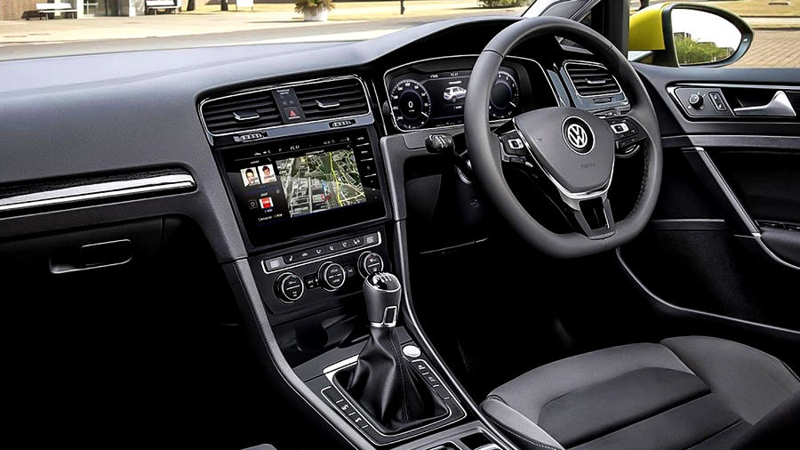 Volkswagen T-Roc India interiors