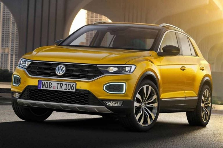 Volkswagen T-Roc is Already Sold Out in India Despite the Lockdown