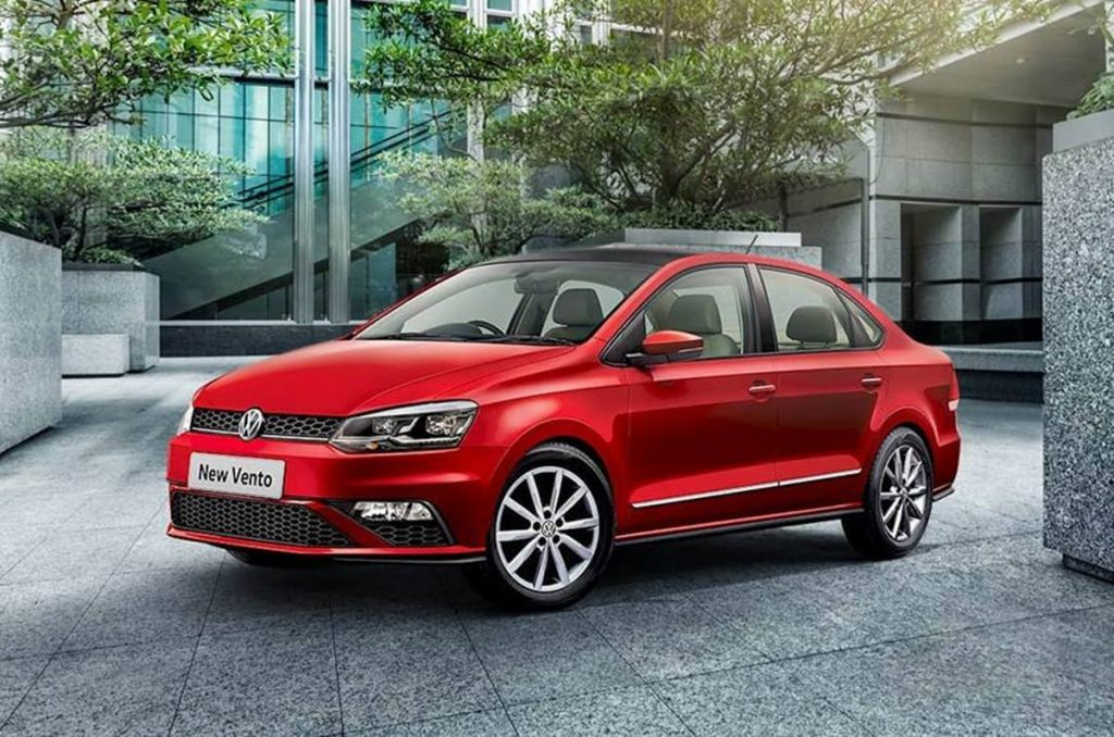BS6 Volkswagen Vento launched in India for a starting price of Rs 8.86 lakh