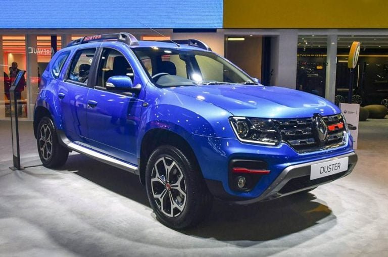 Renault Duster Turbo Petrol Launched – Price and  Details!