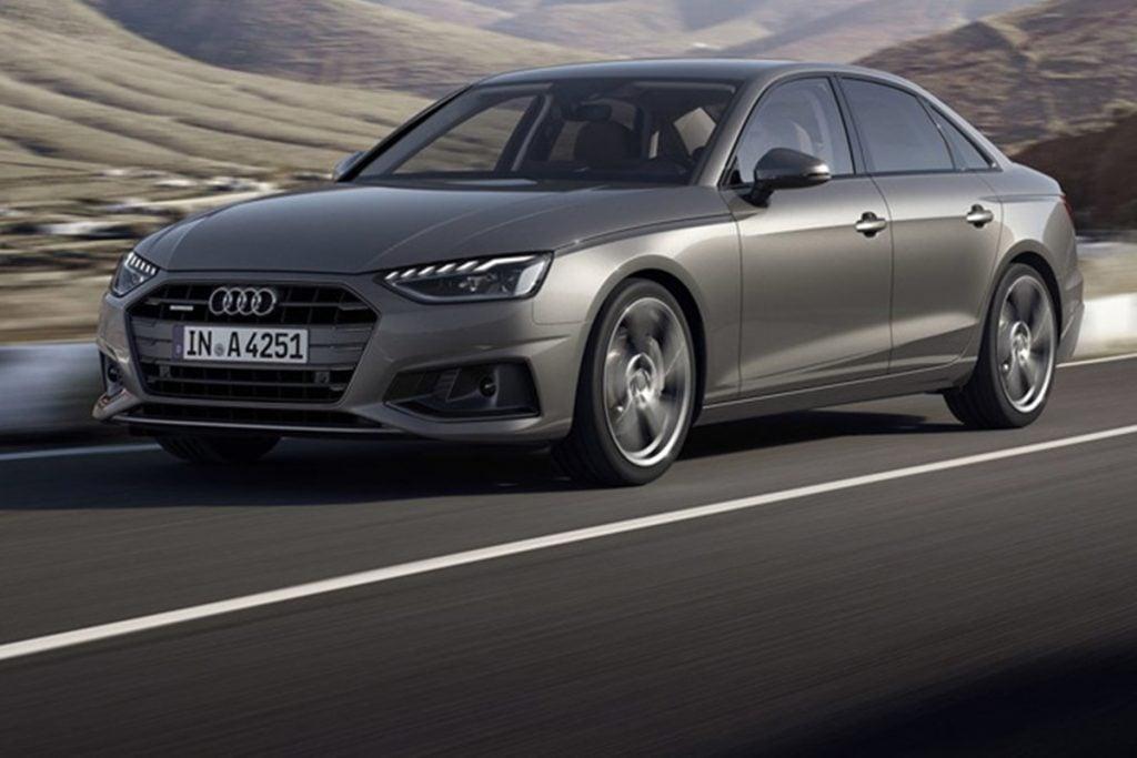 L'Audi A4 BS6 devrait également arriver très prochainement en Inde.
