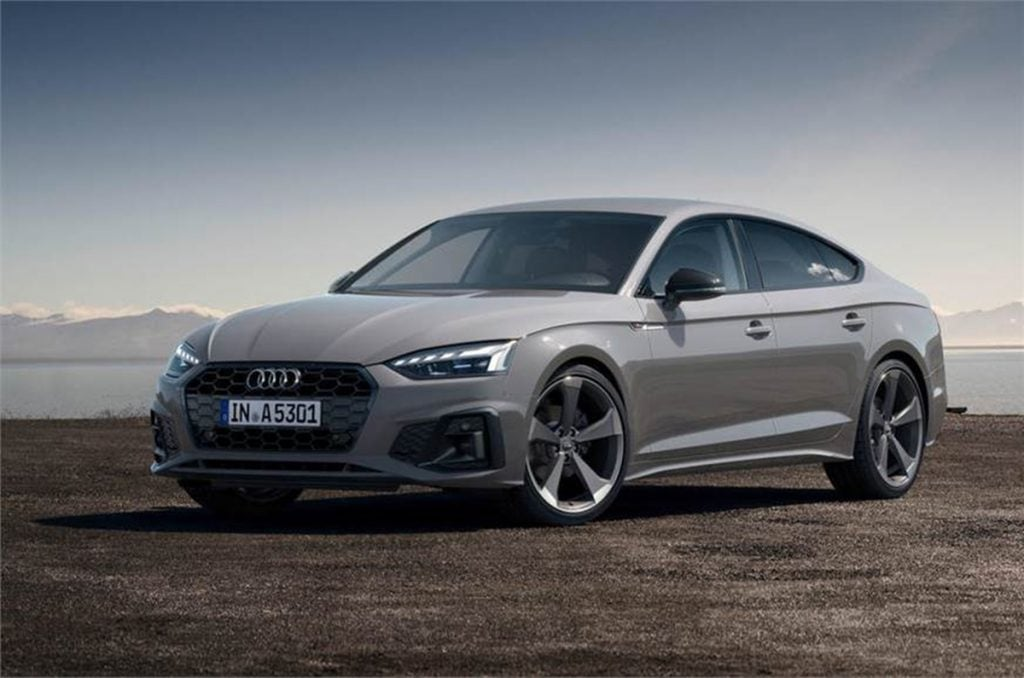 L'A4 pourrait être suivie par le lifting BS6 Audi A5.