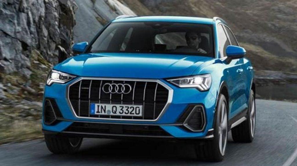 Audi présentera une toute nouvelle génération du Q3 avec sa mise à jour BS6