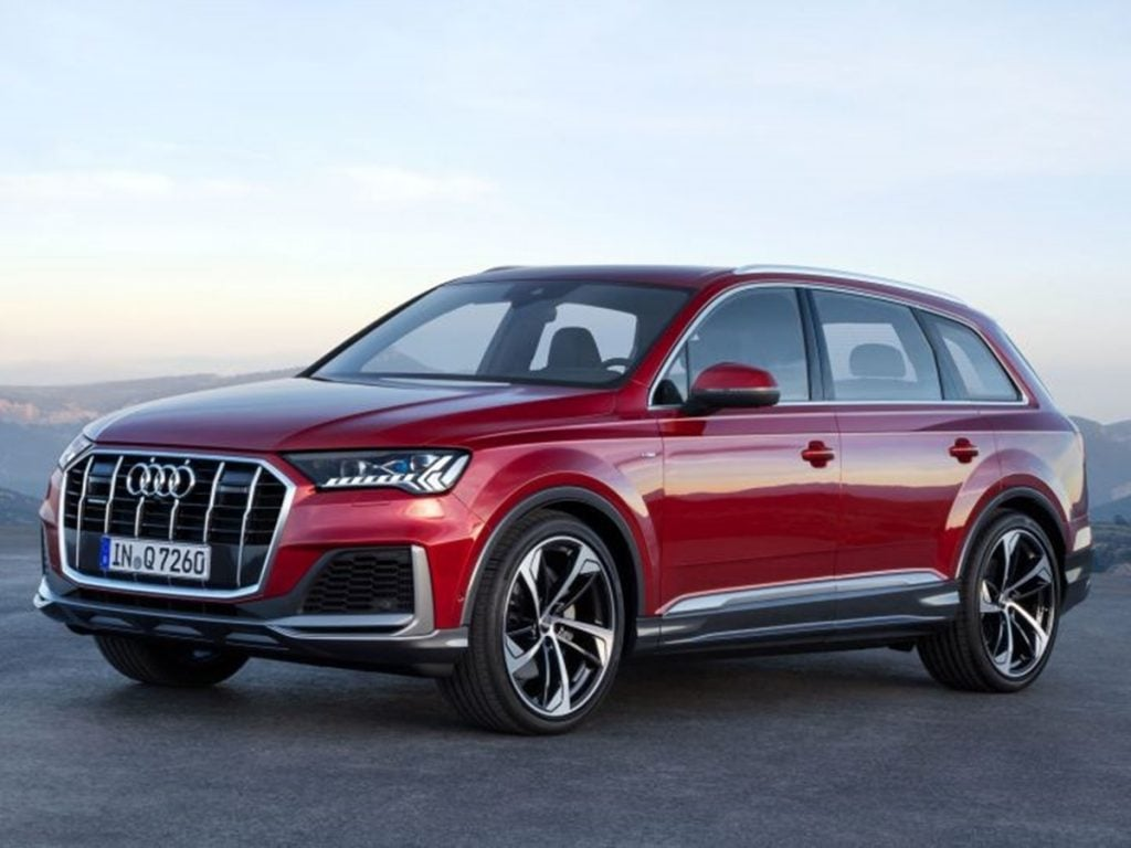 Enfin, le lifting BS6 Audi Q7 arrivera plus tôt que les autres modèles BS6 Audi.
