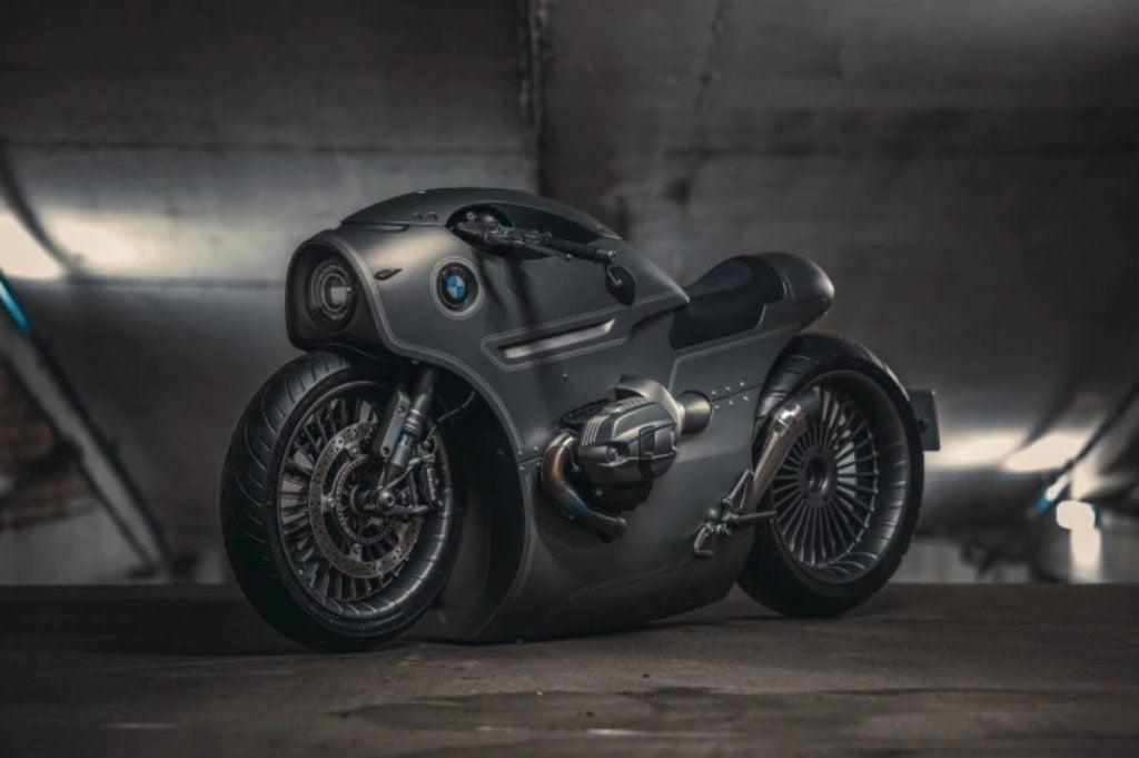 Voici une BMW R nineT sur mesure