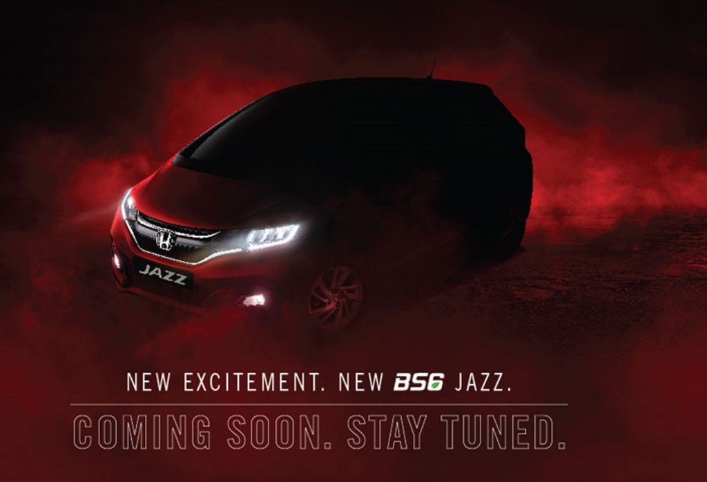 BS6 Honda Jazz will not be offered with a diesel engine any more and its launch is still sometime away.
