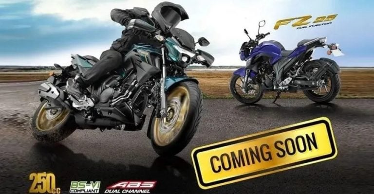 BS6 Yamaha FZS 25 and FZ 25 To Get 5 New Things – Explained