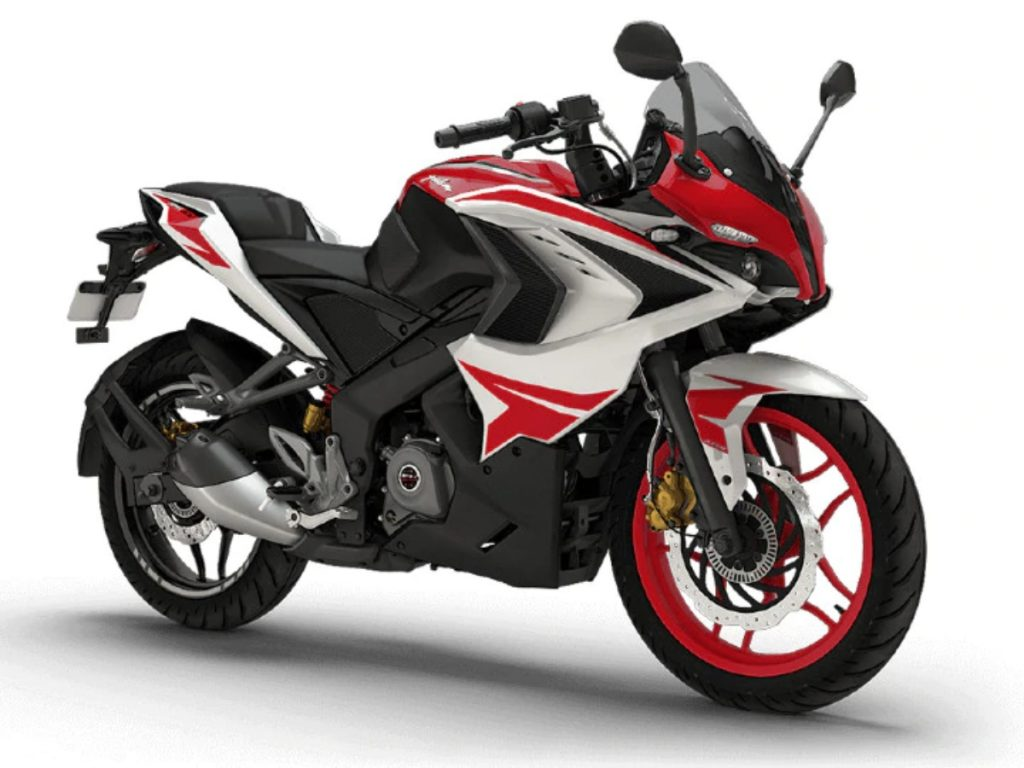 Bajaj has launched the BS6 Pulsar NS200 for a price of Rs 1,25,030