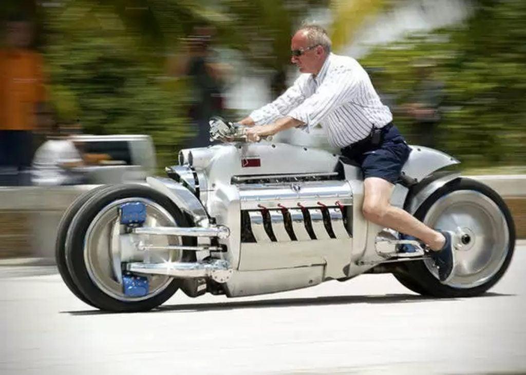 Il a produit un 507PS maniaque de puissance.