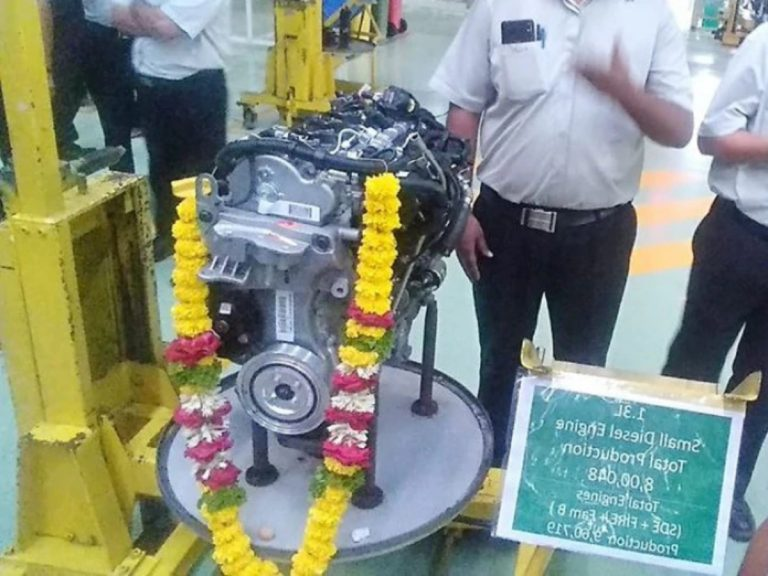 BS6 Norms Kill the National Diesel Engine of India – Fiat 1.3L MJD