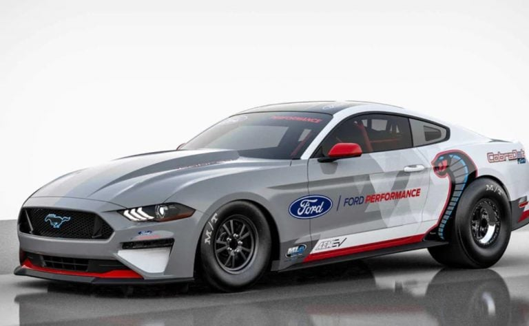 Cobra Jet is Just the Right Name for this Electric Mustang with 1381hp