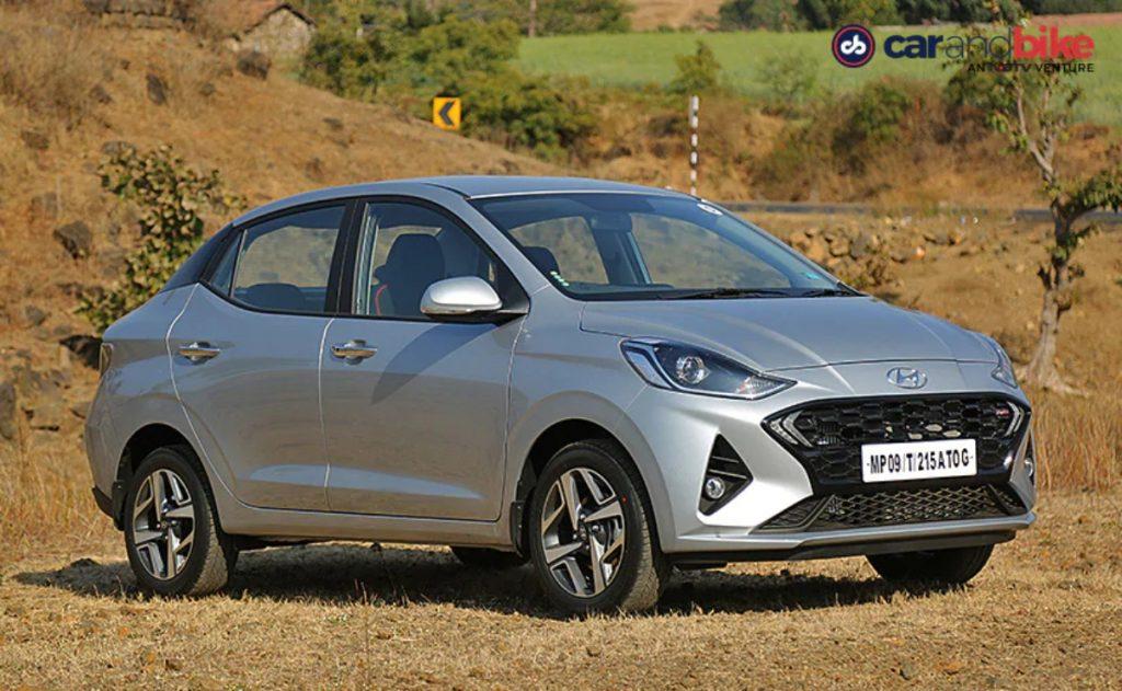 Comme sa sœur à hayon, la Hyundai Aura est parmi les voitures les plus économes en carburant de son segment.