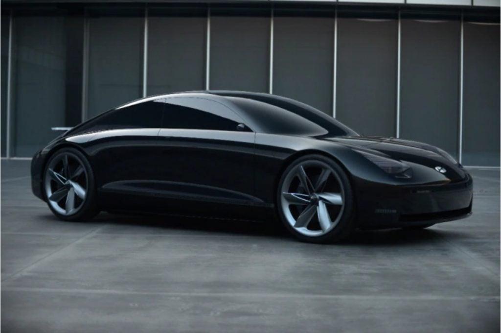 Hyundai devait faire ses débuts avec le Prophecy Concept EV au salon de Genève 2020