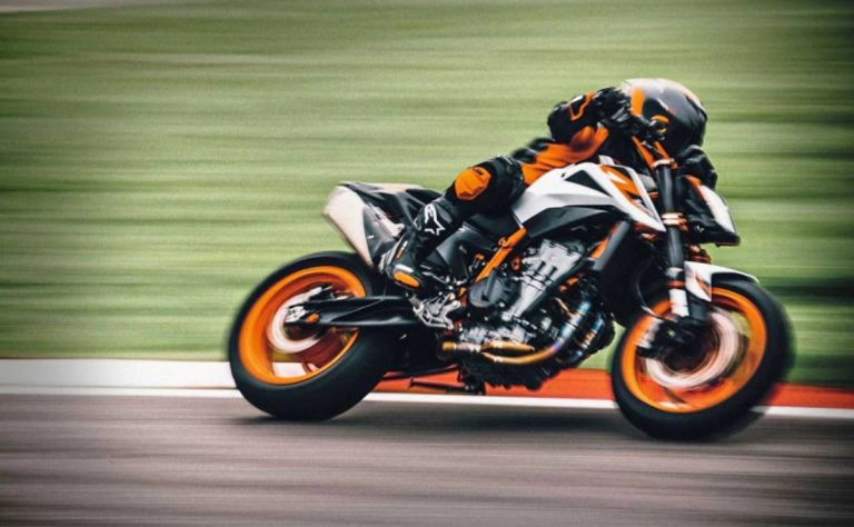 The KTM Duke 890 R Might Just Be Headed on its Way to India