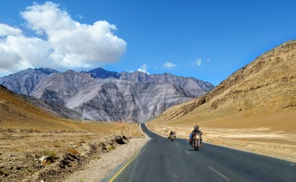 Ladakh is a cliche but it remains one of the best destinations for a road trip in India.