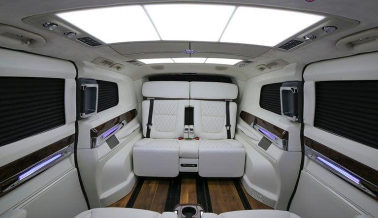 DC Design Overhauls a Mercedes-Benz V-Class for Hrithik Roshan!