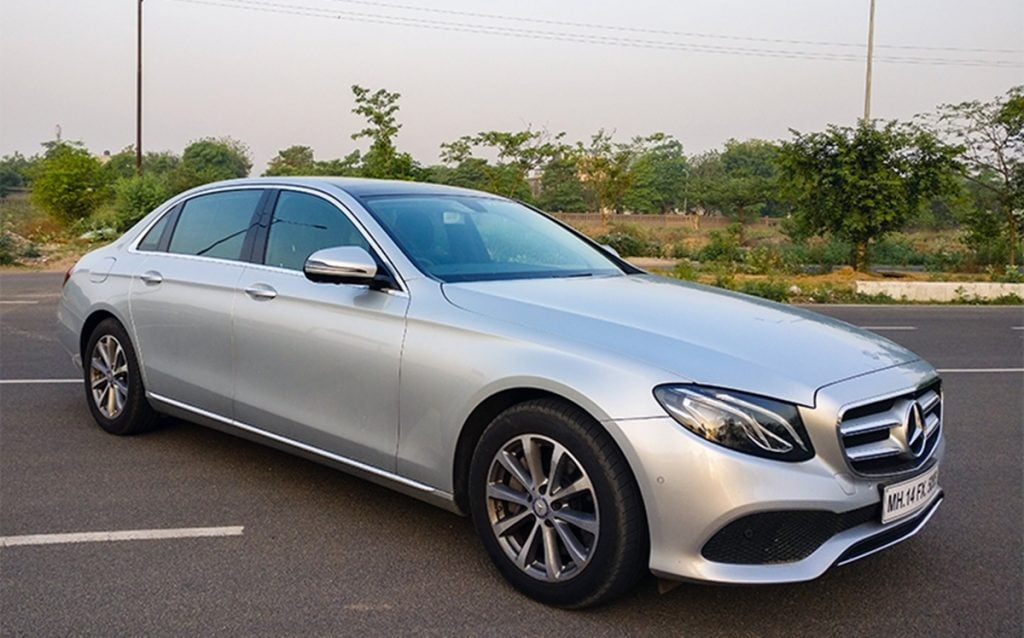 The BS6 Mercedes E-350d launched for a price of Rs 75.29 lakh and its also more powerful than before.