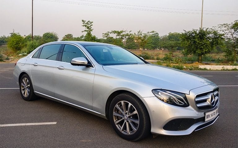Range-Topping Mercedes E-Class (E 350d) is now More Powerful in BS6 Guise!