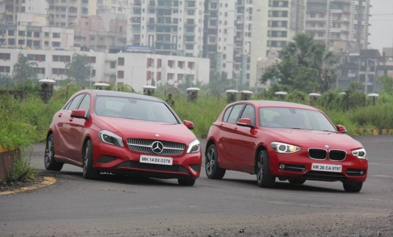 Mercedes Benz and BMW Sales for Q1 Neck and Neck – Here's Why