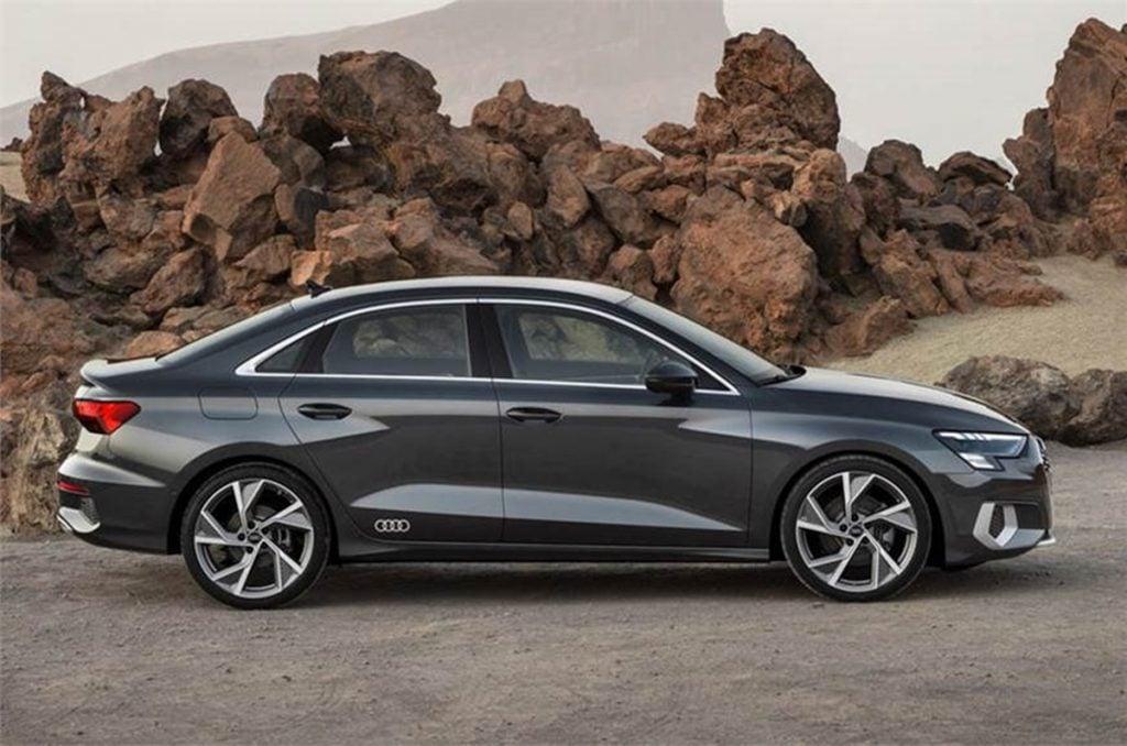 L'Audi A3 de nouvelle génération arrivera en Inde à la mi-2021