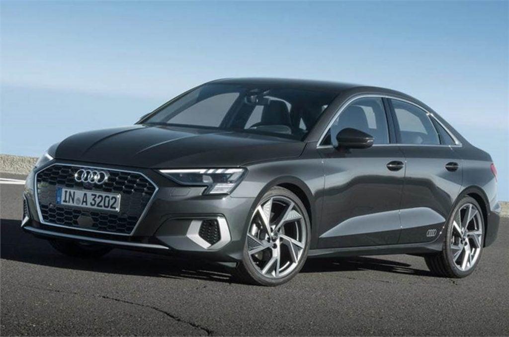 Audi a lancé la berline A3 de nouvelle génération à l'international