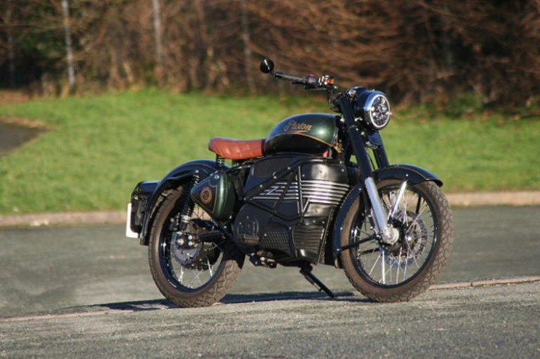 Royal Enfield Classic 350 Goes Electric, Well Just This One!