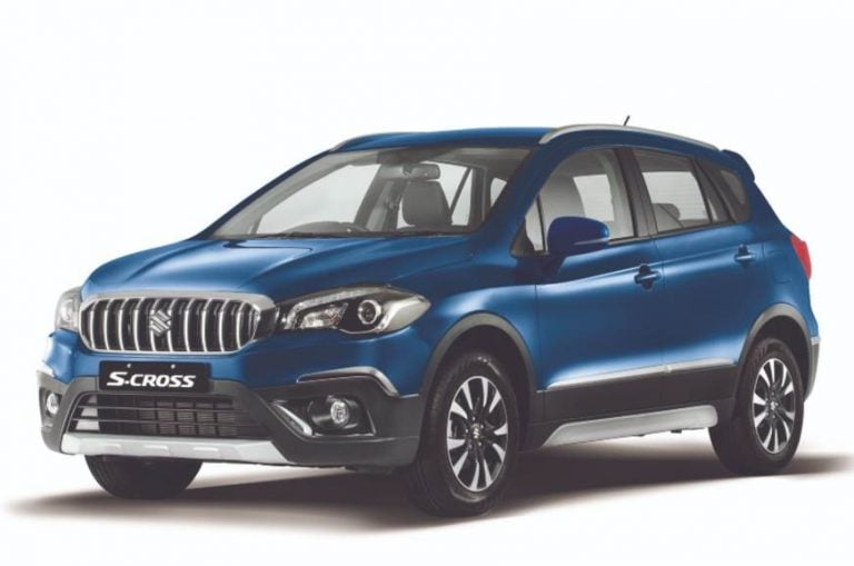 BS6 Maruti Suzuki S-Cross Petrol is Just a Month Away!