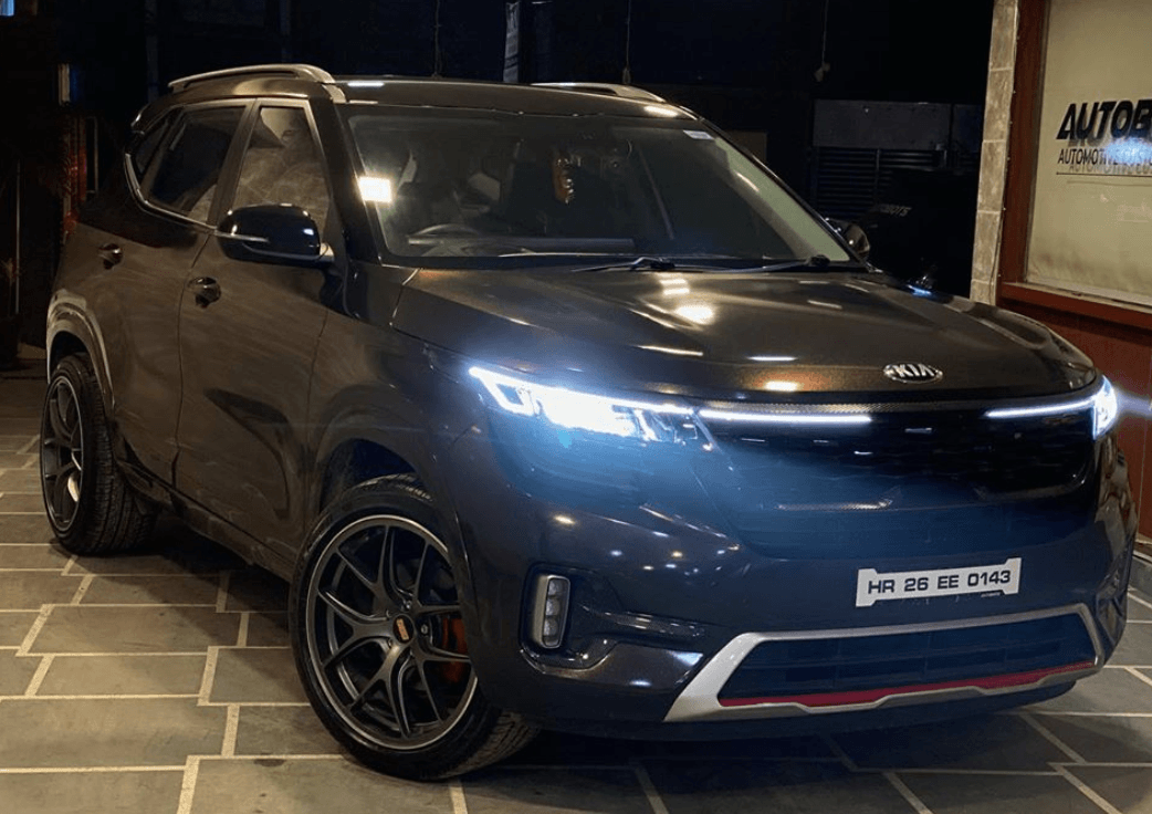 These Are The 5 Best Examples Of Modified Kia Seltos In India