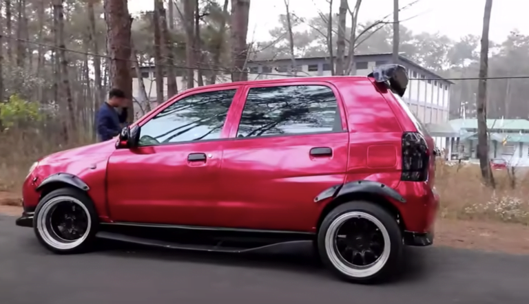 Owner Spent Over Rs 4 Lakhs Modifying This Maruti Alto – Video