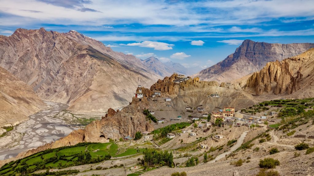 Spiti also remains one of the best road trip destinations in the northern regions of India.
