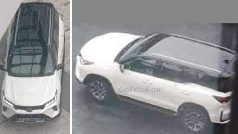 Toyota Fortuner is Finally Getting a Facelift; Expected India Launch by Year End!