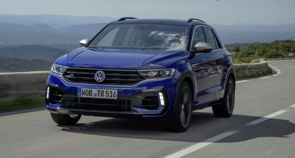 Volkswagen envisage d'apporter des variantes de performance de tous leurs modèles, à commencer par une nouvelle gamme GT du T-Roc.