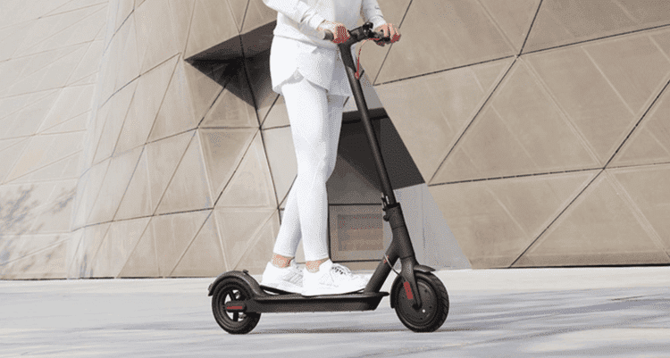 This Electric Scooter From Xiaomi Is Perfect For Your Grocery Shopping