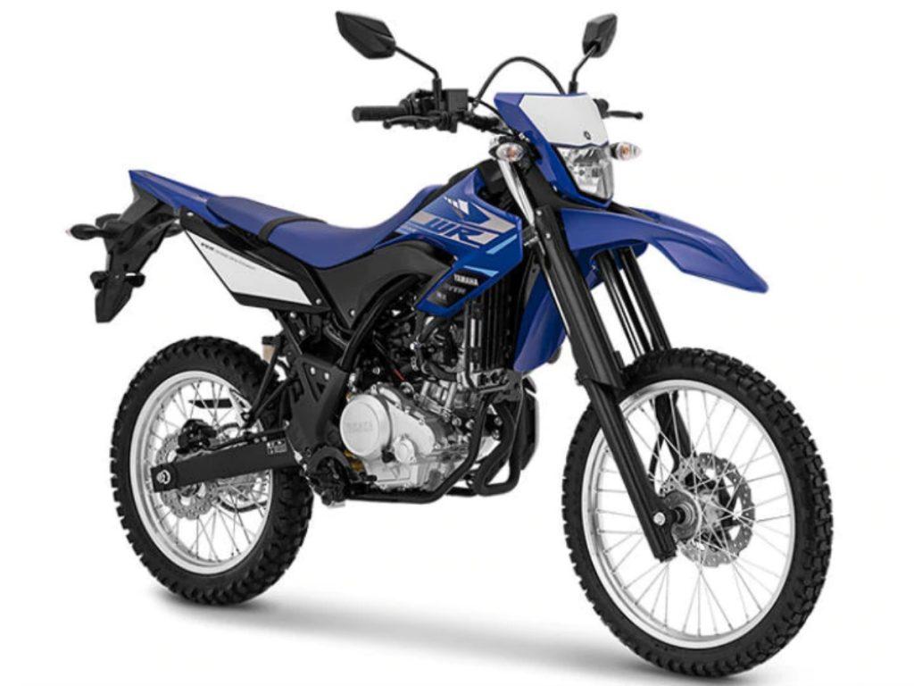 Yamaha évalue la venue de la moto hors route WR 155R en Inde