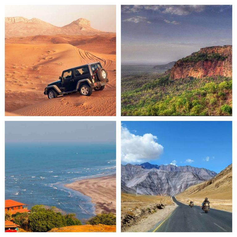 These Road Trip Destinations Should Definitely Be in Your List After the Lockdown!