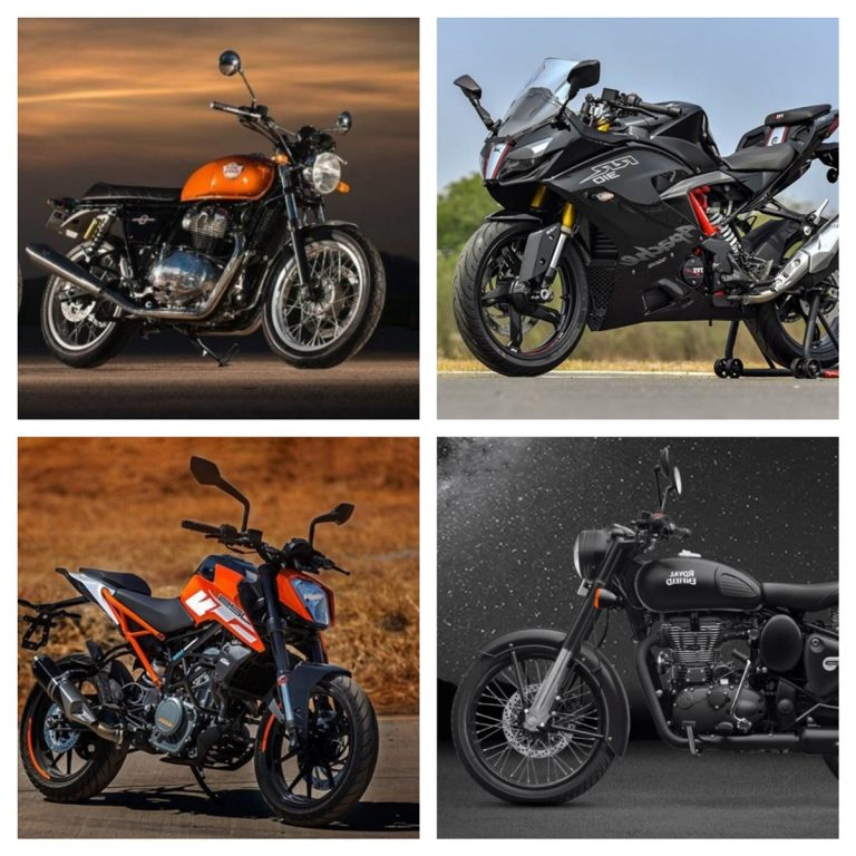 These Are India's Favorite Motorcycles in the Rs 2-3 lakh Range