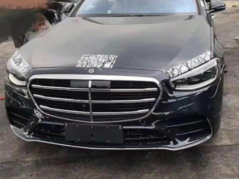 Here's Your First Look at the 2021 Mercedes-Benz S-Class Inside Out!