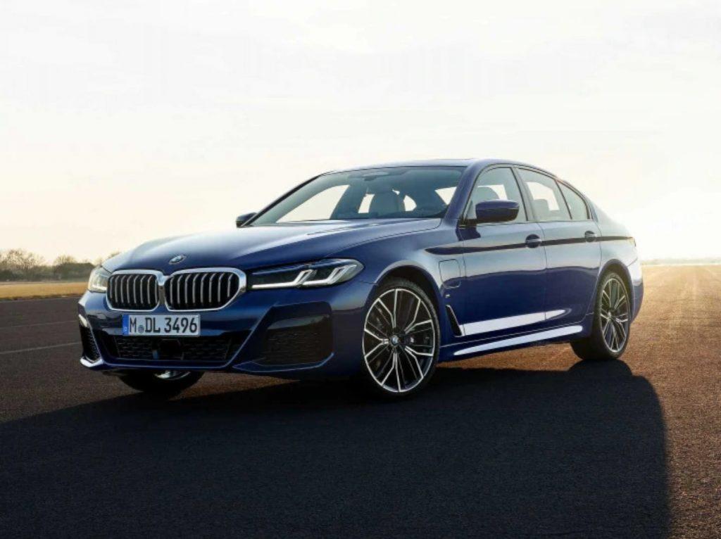 BMW a dévoilé le nouveau lifting de la Série 5 2020 à l'international.