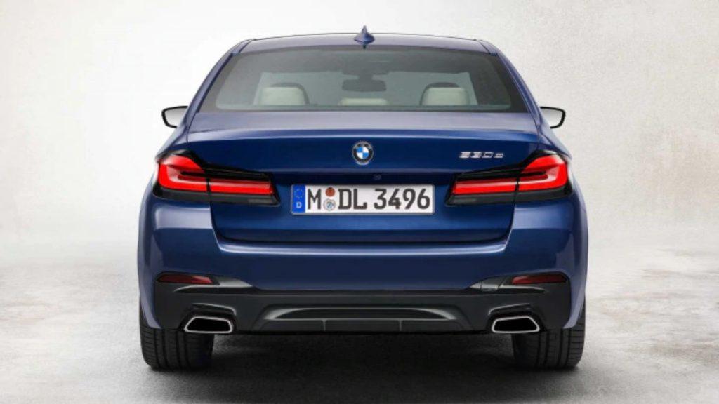 La nouvelle BMW Série 5 propose des changements cosmétiques très récents et beaucoup plus de technologie également.