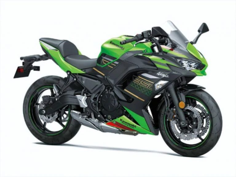 BS6 Kawasaki Ninja 650 Launched With Price Hike and Subtle Updates