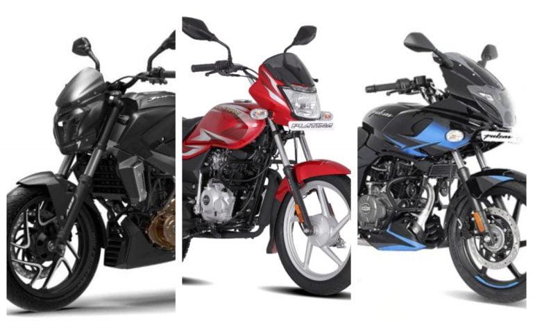 Bajaj Hikes Price of All BS6 Motorcycles Yet Again – Full Price List!