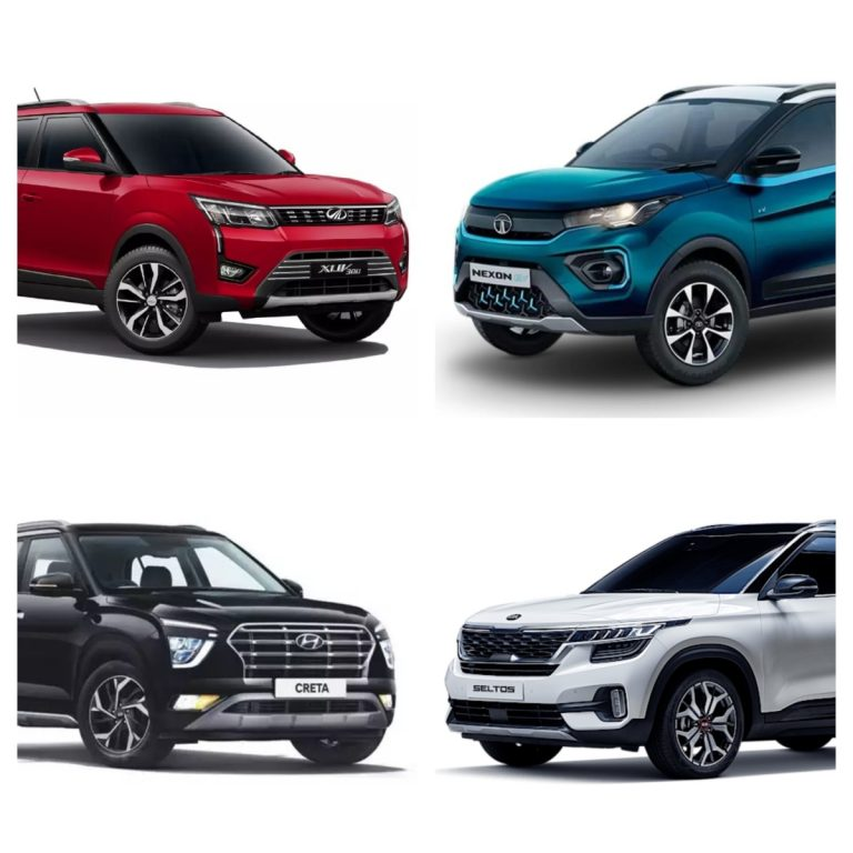 Top 5 Fuel Efficient Diesel Automatic SUVs in the Budget of Rs 10-20 lakh